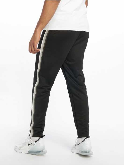 Urban Classics Sweat Pant Side Taped black