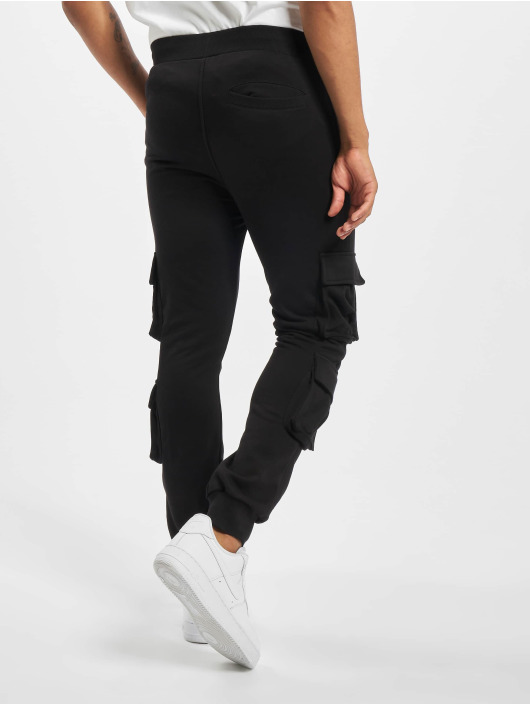Urban Classics Sweat Pant Double Pocket Terry black