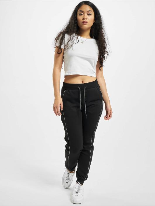 Urban Classics Sweat Pant Ladies Reflective black