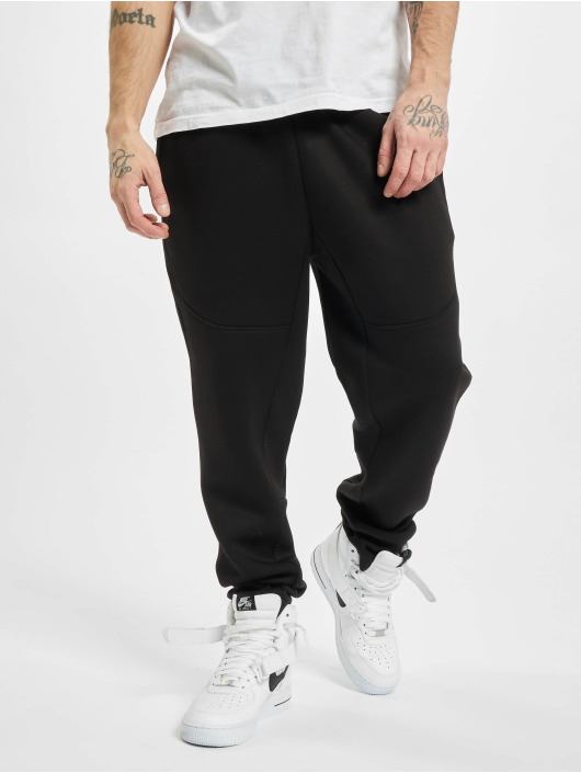 Urban Classics Sweat Pant Cut And Sew black