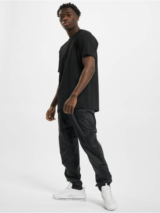 Urban Classics Sweat Pant Jacquard black