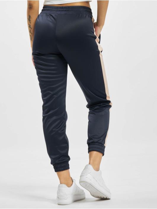 Urban Classics Sweat Pant Cuff blue