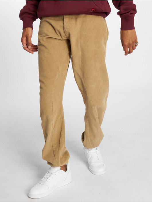Urban Classics Sweat Pant Corduroy brown