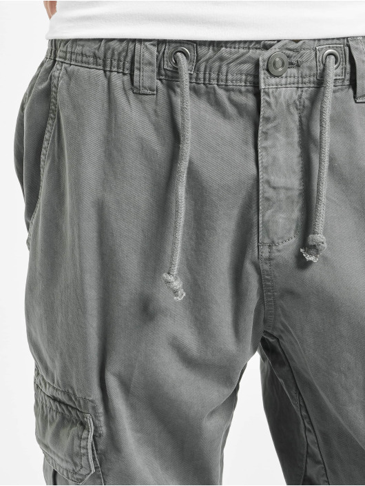 Urban Classics Sweat Pant Cargo Jogging gray