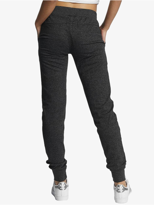 Urban Classics Sweat Pant Athletic Melange grey