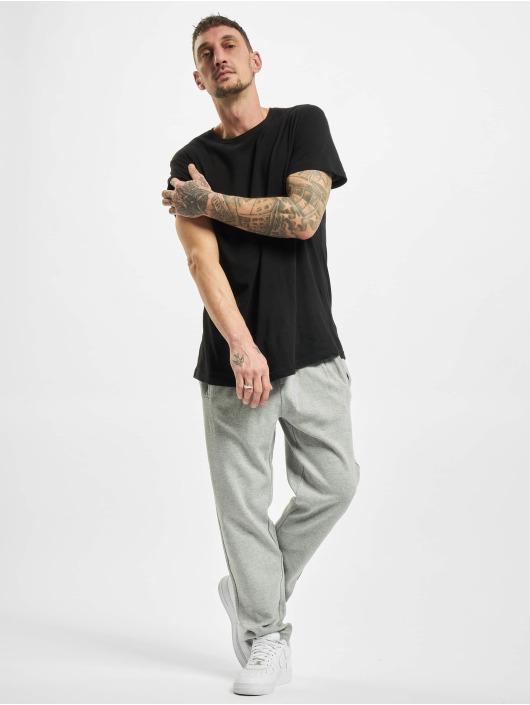 Urban Classics Sweat Pant Formula Cropped Peached Interlock grey