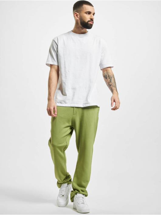 Urban Classics Sweat Pant Organic Low Crotch olive