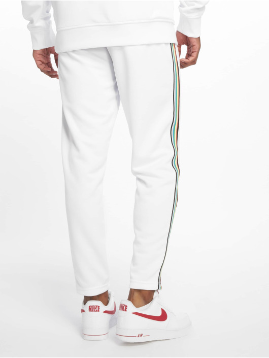 Urban Classics Sweat Pant Side Taped white
