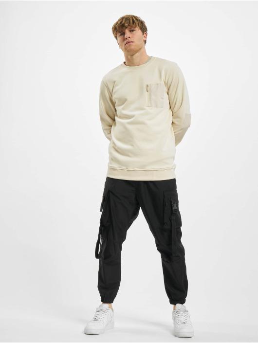 Urban Classics Swetry Military Crew bezowy