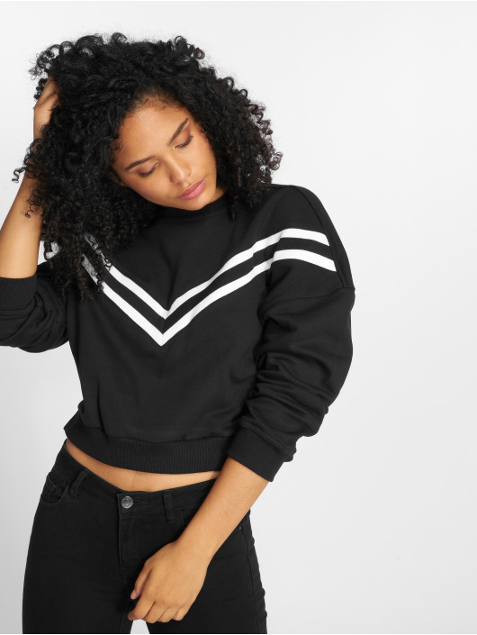 Urban Classics Swetry Inset czarny