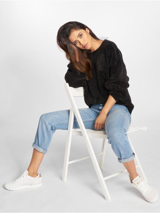 Urban Classics Swetry Oversize Chenille czarny