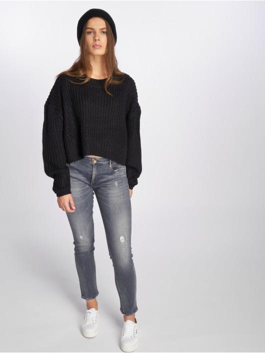 Urban Classics Swetry Wide Oversize czarny