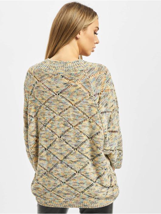 Urban Classics Swetry Ladies Summer kolorowy