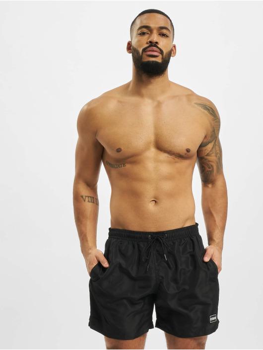 Urban Classics Swim shorts Recycled black
