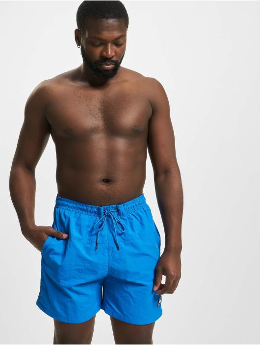 Urban Classics Swim shorts Block Swim blue