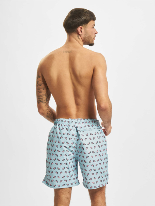 Urban Classics Swim shorts Melon blue