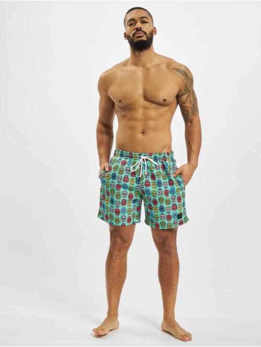 Urban Classics Swim shorts Pattern Swim colored