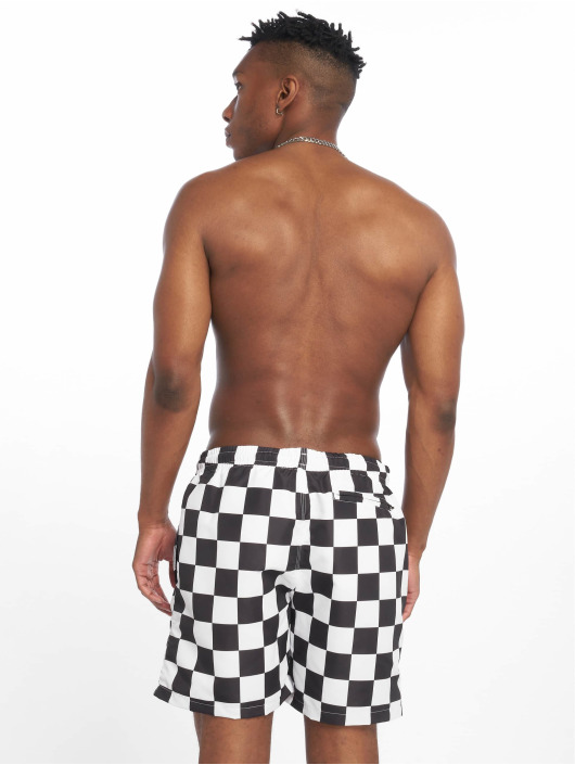 Urban Classics Swim shorts Pattern grey
