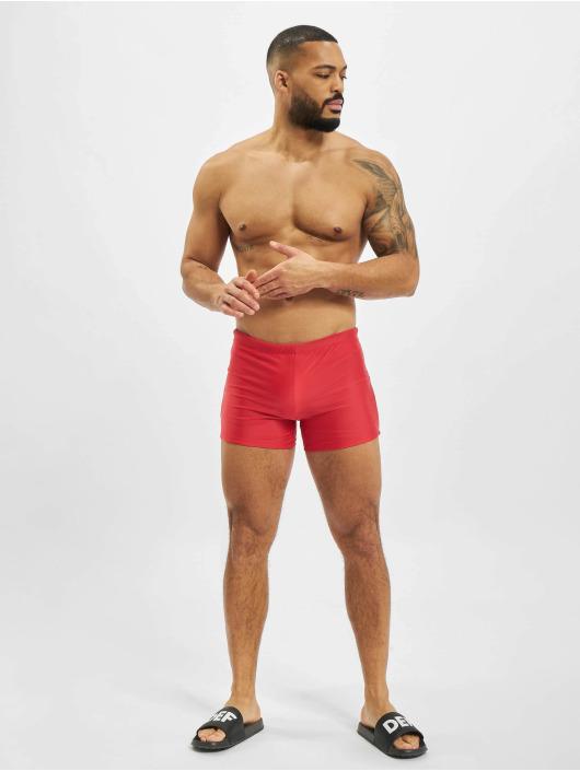 Urban Classics Swim shorts Basic Swim red