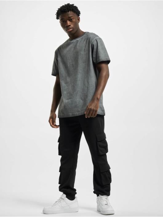 Urban Classics T-paidat Grunge Tee harmaa
