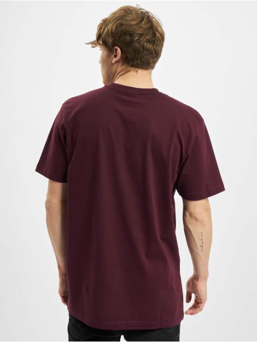 Urban Classics T-paidat Basic punainen