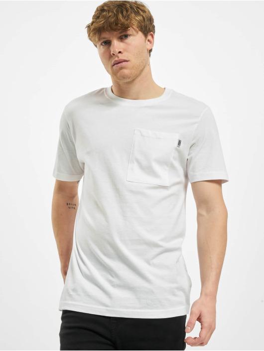 Urban Classics T-paidat Basic Pocket valkoinen