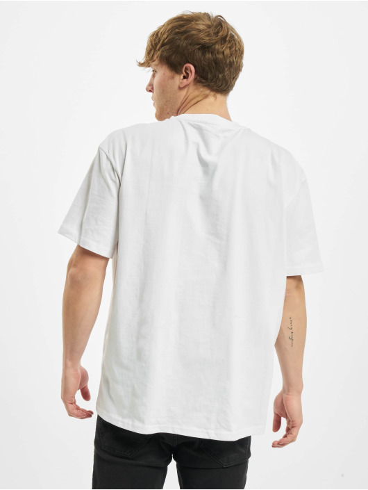 Urban Classics T-paidat Oversized Big Pocket valkoinen