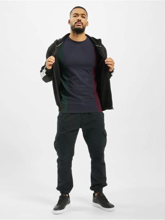 Urban Classics T-paidat Tripple vihreä