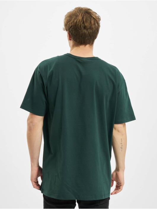 Urban Classics T-paidat Organic Basic Tee vihreä