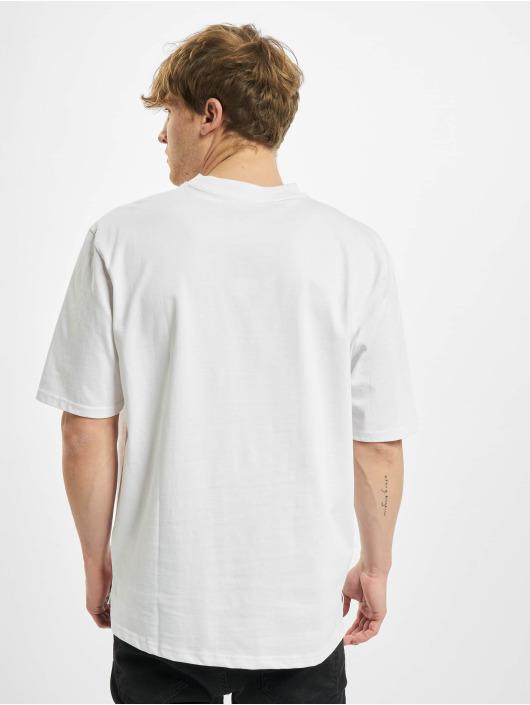 Urban Classics T-shirt Heavy Boxy Pocket Tee bianco