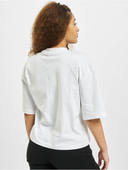 Urban Classics T-shirt Organic Oversized bianco