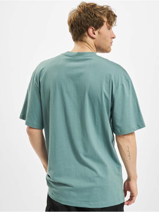 Urban Classics T-shirt Tall blå