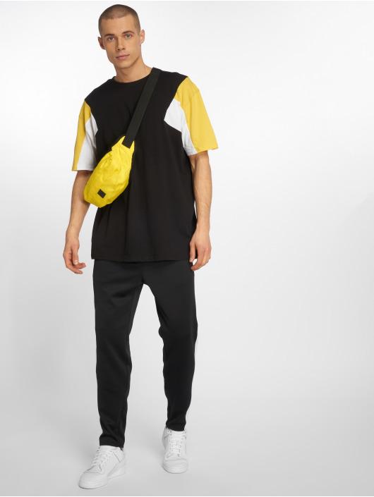 Urban Classics T-Shirt 3-Tone black