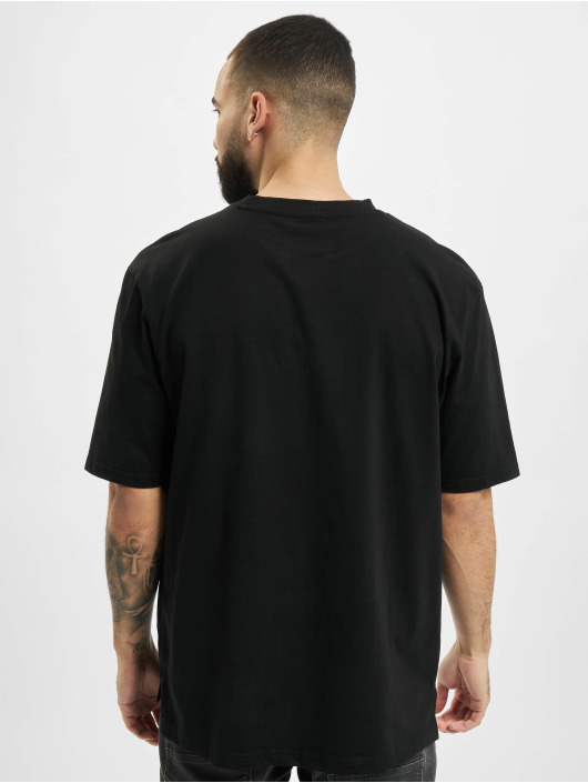 Urban Classics T-Shirt Heavy Boxy Pocket Tee black