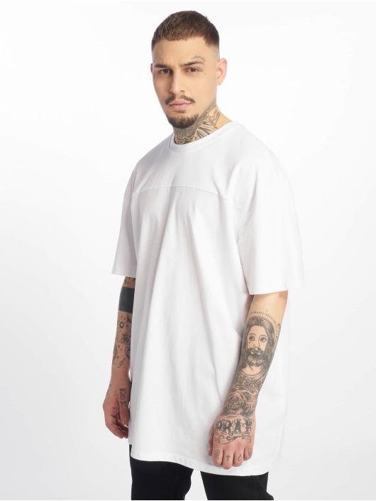 Blanc shirt 636213 Homme Mesh T Classics Urban Panel XiOkPZu