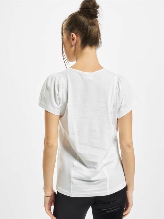 Urban Classics T-Shirt Organic Gathering blanc