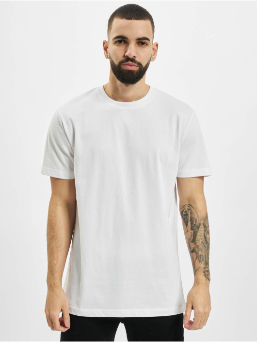 Urban Classics T-Shirt Basic Tee 2-Pack blanc