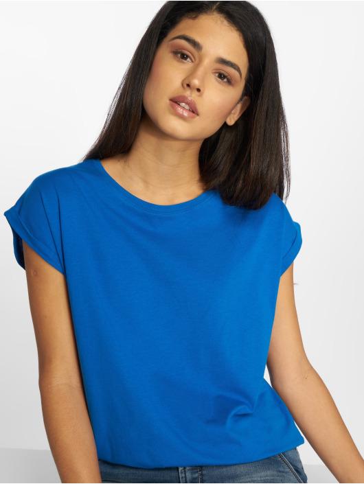 Urban Classics T-Shirt Extended blau