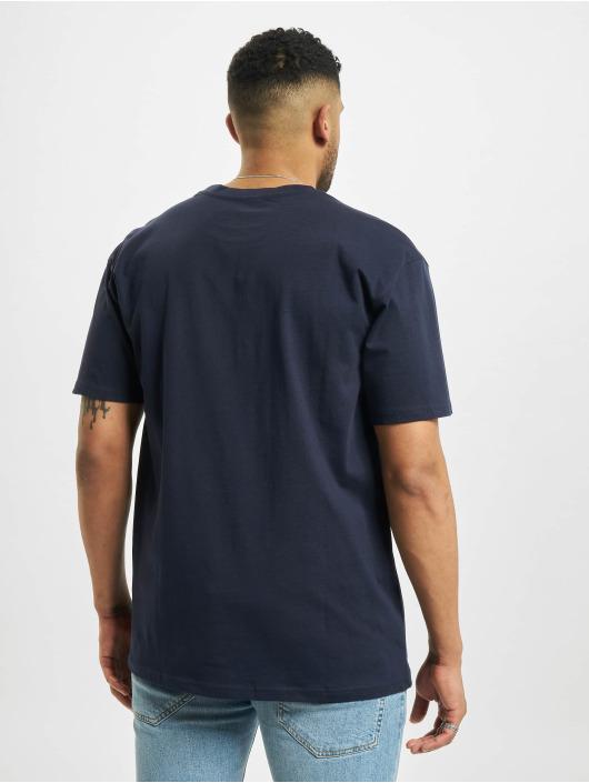 Urban Classics T-Shirt Heavy Oversized blau