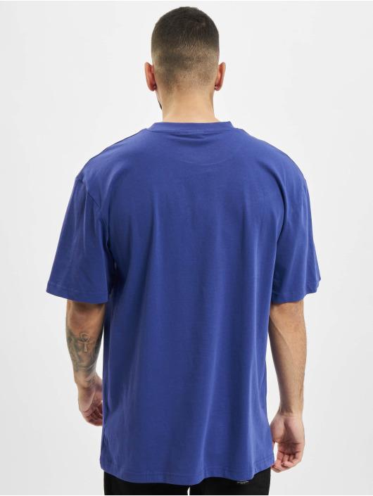 Urban Classics t-shirt Tall Tee blauw