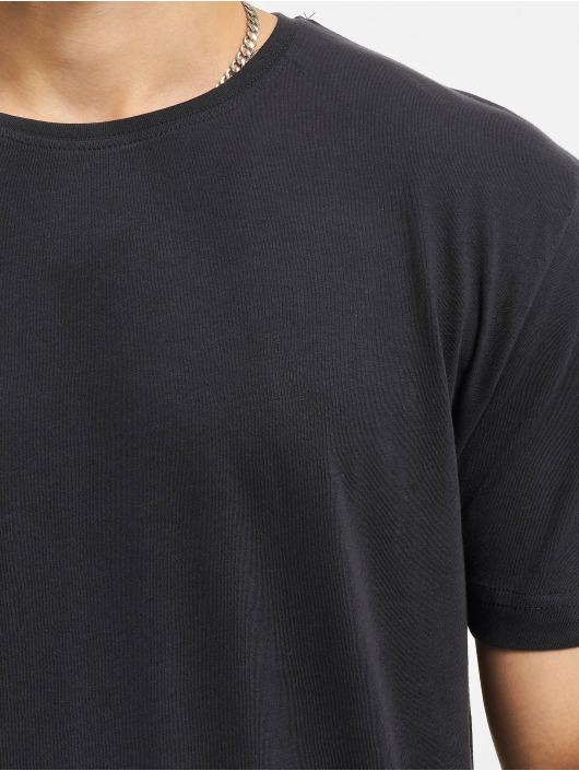 Urban Classics T-Shirt Shaped Long bleu