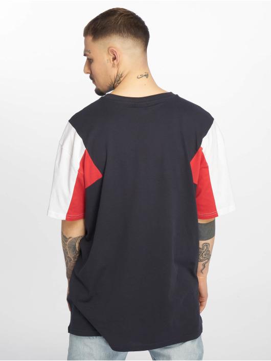 Urban Classics T-Shirt 3-Tone bleu