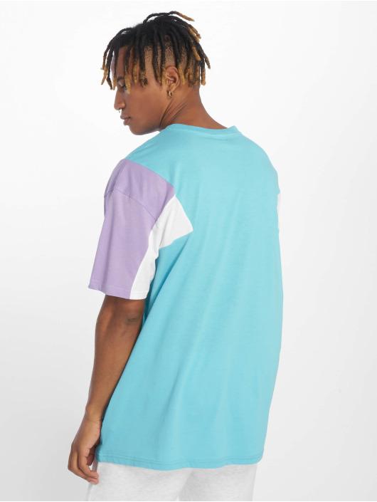 Urban Classics T-Shirt 3-Tone blue