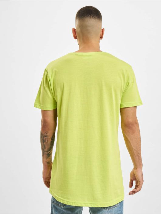 Urban Classics T-Shirt Shaped Long bunt