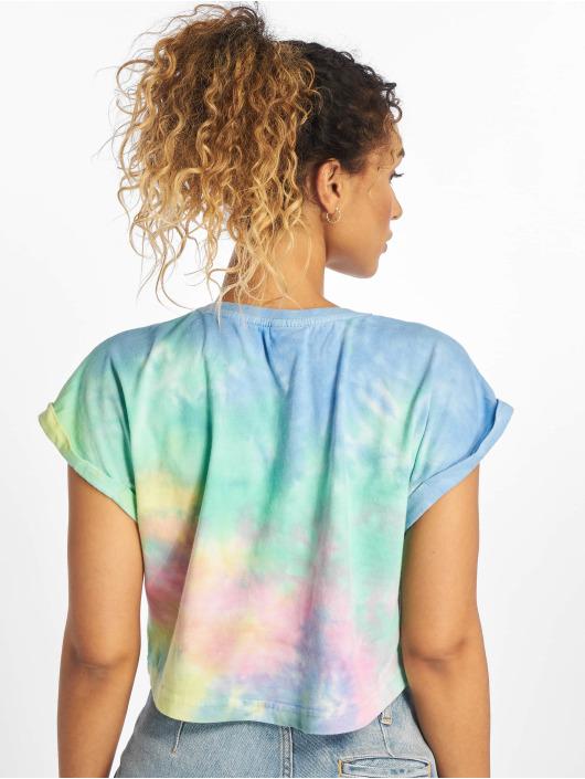 Urban Classics T-Shirt Tie Dye bunt