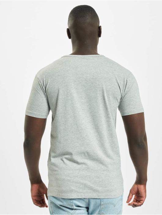 Urban Classics T-Shirt Fitted Stretch grau