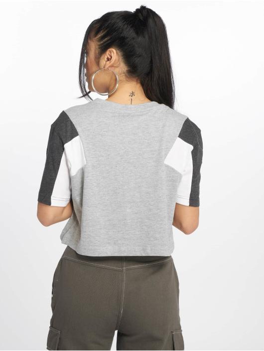 Urban Classics T-Shirt 3-Tone grau