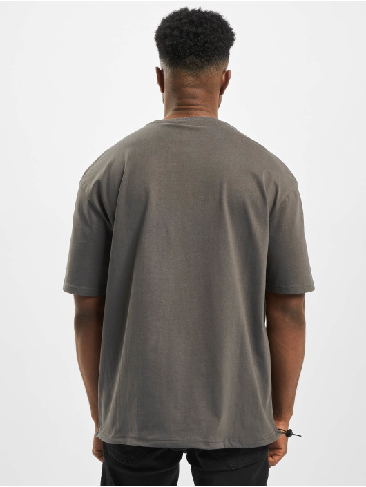 Urban Classics T-Shirt Heavy Boxy Tactics grau