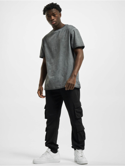 Urban Classics T-Shirt Grunge Tee grau