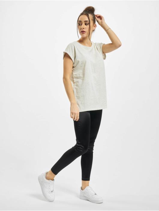 Urban Classics T-Shirt Ladies Extended Shoulder grau